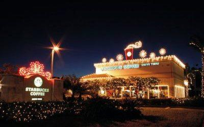Planning a Christmas Lighting Program for Your Business
