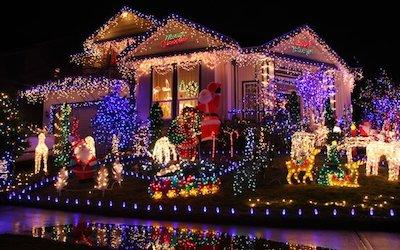 Are you a Christmas Enthusiast? Do You Strive to Make Clark Griswold Look Like a Christmas Amateur?