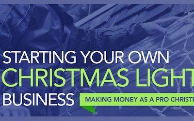 Start Your Own Christmas Light Installation Business
