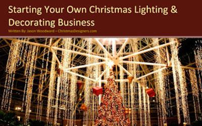6 Mistakes Commonly Made When Starting and Running a Christmas Light Installation Business