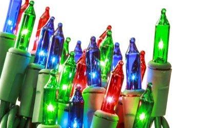 Knowing Where to Buy LED Christmas Lights is the Key to Christmas Lighting Success