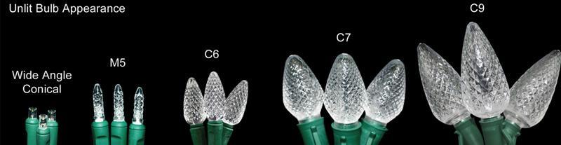 The Often Overlooked and Misunderstood C6 LED Christmas Lights