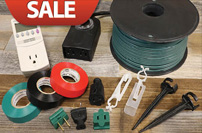Christmas accessory sale and clearance items