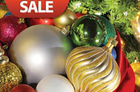 Ornament sales and clearance items