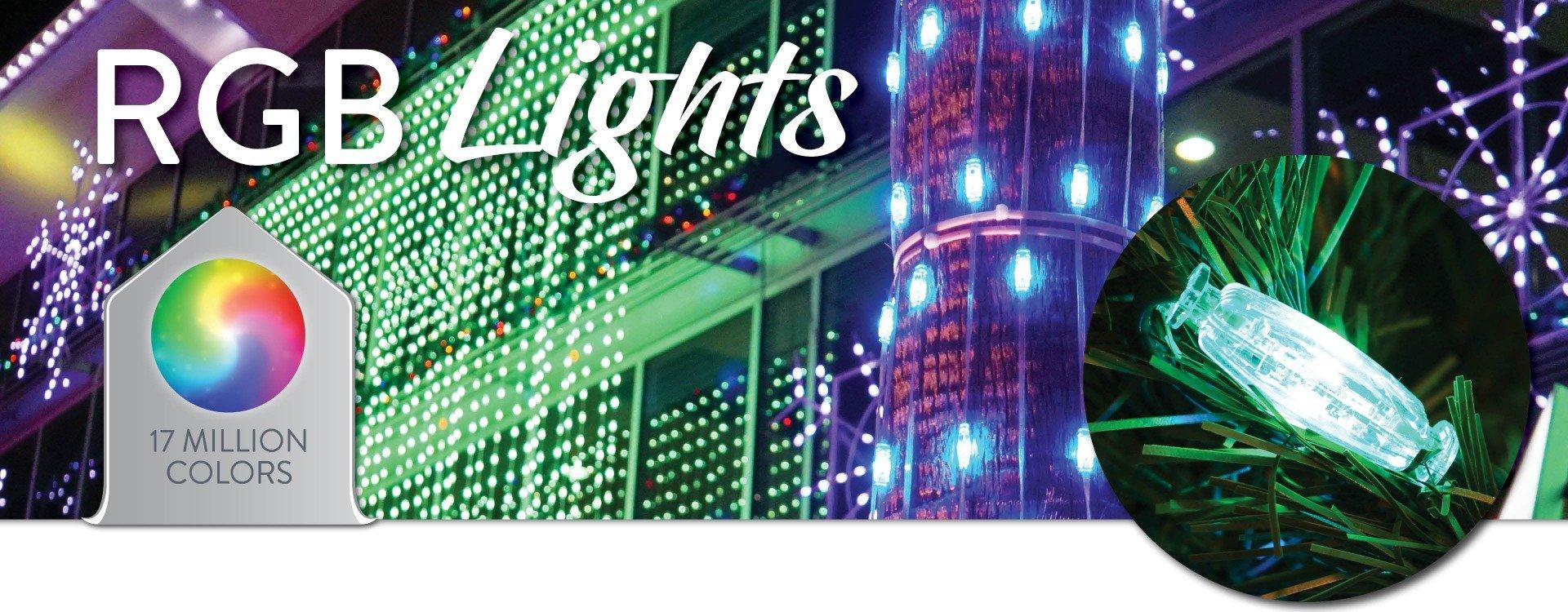 Animated RGB Lights