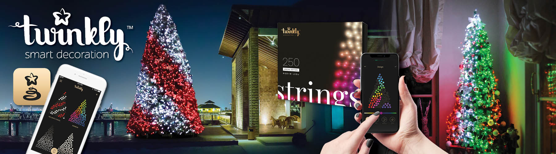Twinkly Pro the smart lighting choice