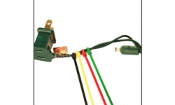 Aging Your Christmas Lights