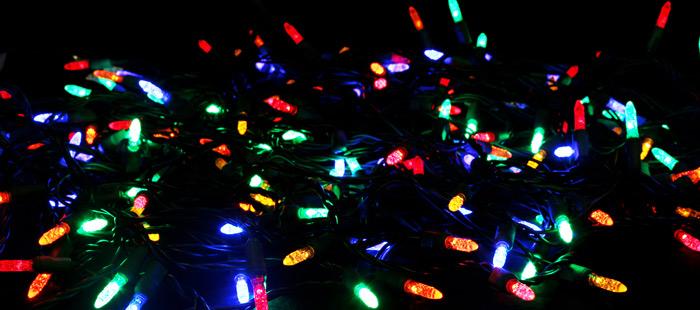 M5 LED Christmas Lights