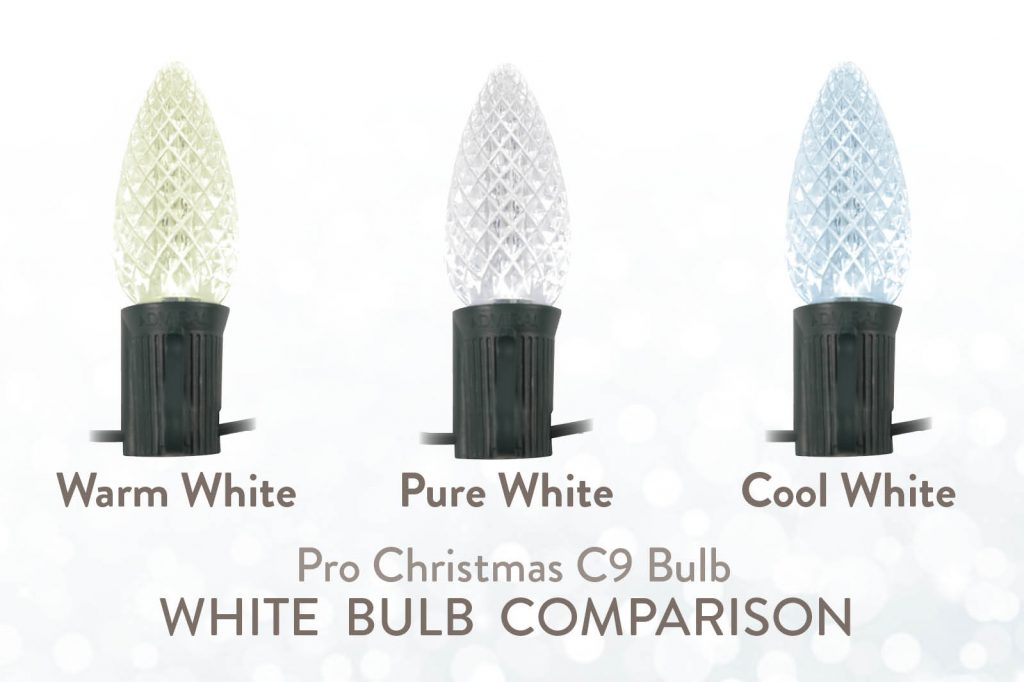White LED Christmas Lights Comparison