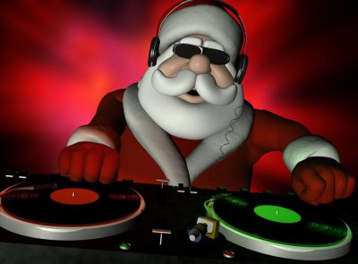 Santa Clause Music