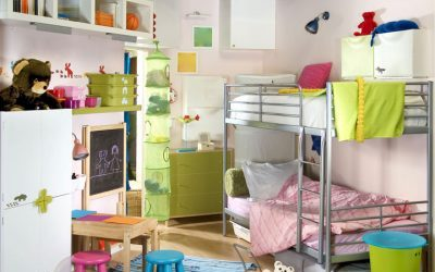 How to Use String Lights For A Kid's Bedroom