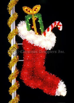 Commercial Christmas Garlands
