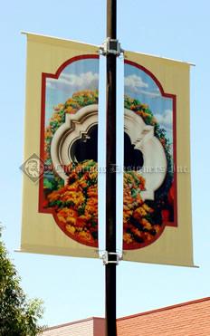 Pole Banner