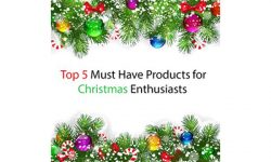 Five Must-Have Products for Christmas Enthusiasts