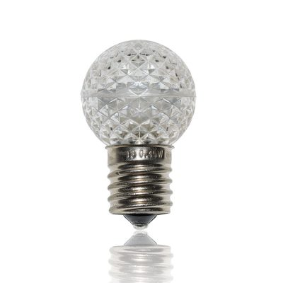 G30 LED Retrofit globe party light Bulb Cool White
