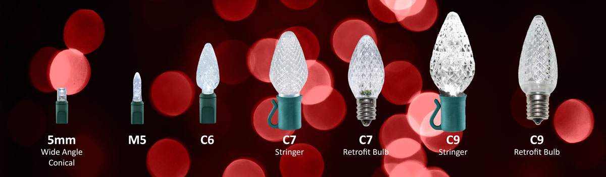 what size are christmas light bulbs