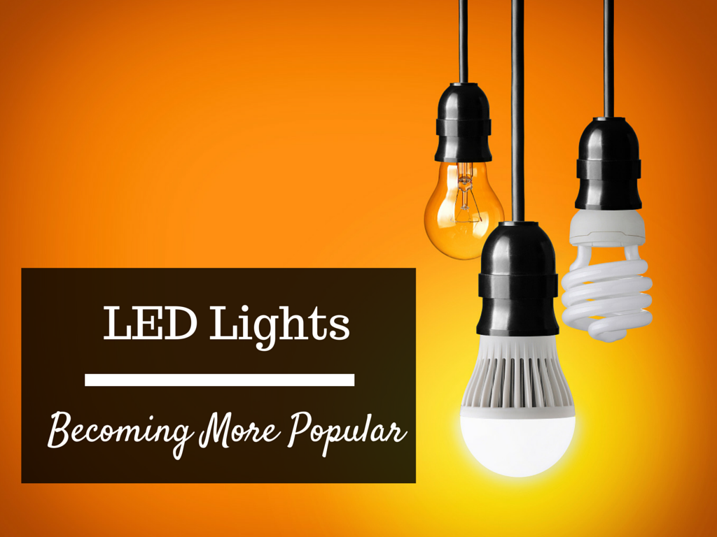 LED Lights Becoming More Popular Photo Gallery