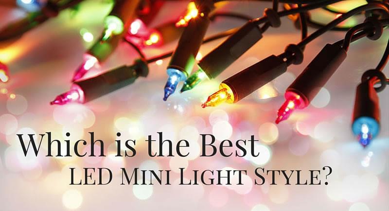 led mini light style