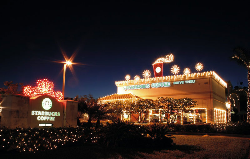 planning a christmas lighting program for your business - How To Program Christmas Lights