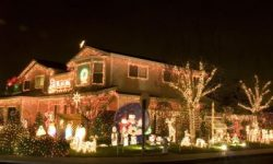 Planning a Christmas Lighting Program for Your Home