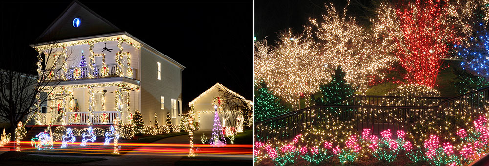 christmas light designs for contests