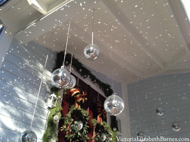 Christmas Disco Balls