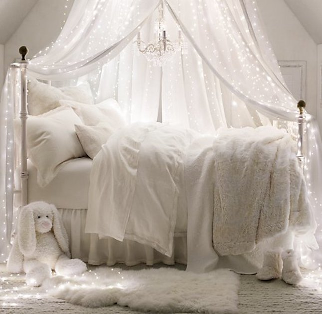 Bed Canopy Lights