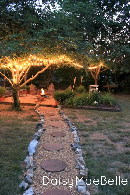 Outdoor Canopy Lights