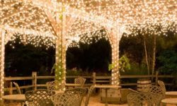 17 Ways to Light Up Your Pergola