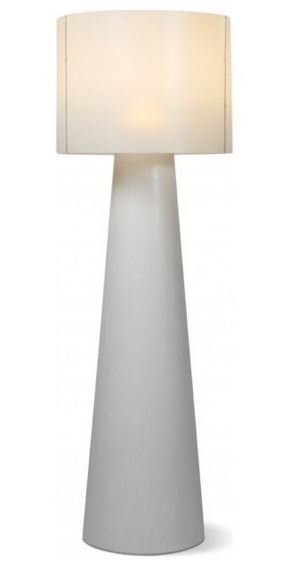 Concrete Floor Lamp for Outdoor Lights