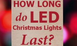 How Long Do LED Christmas Lights Really Last?