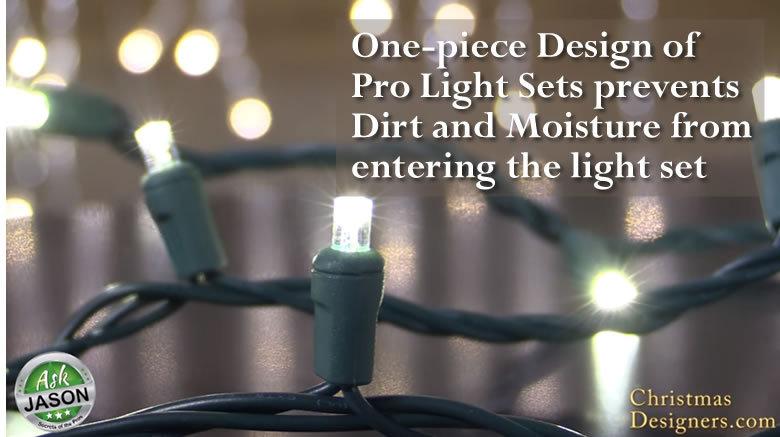 one piece pro led christmas lights