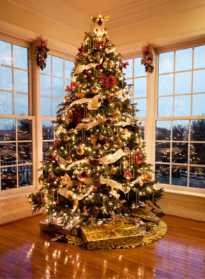 christmas-tree-in-home