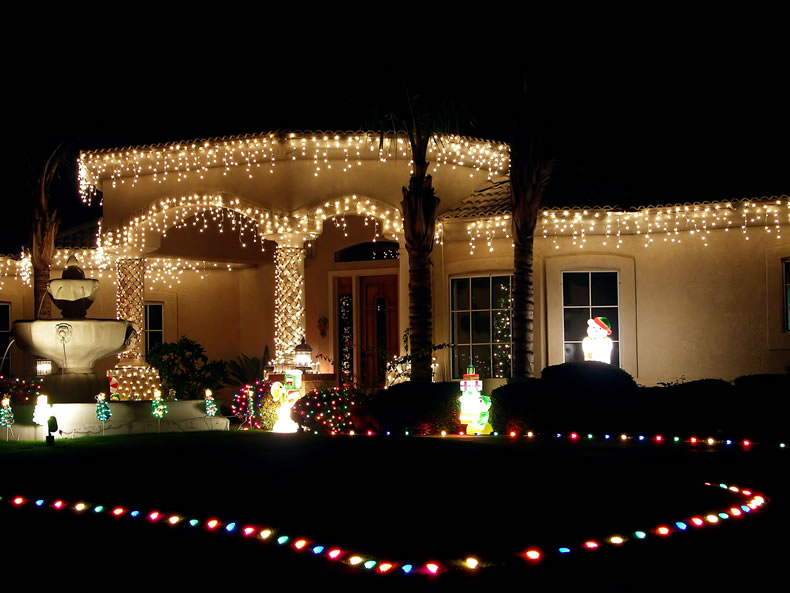 Ground Stake Christmas lights - Light Stakes: Simple Tools For Creating The Most Impressive