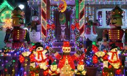 5 Tips for Winning Your Community's Christmas Lighting Contest