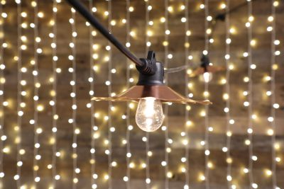 Outdoor Twinkly Lights