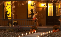 Spooky & Safe Ways to Light the Halloween Night