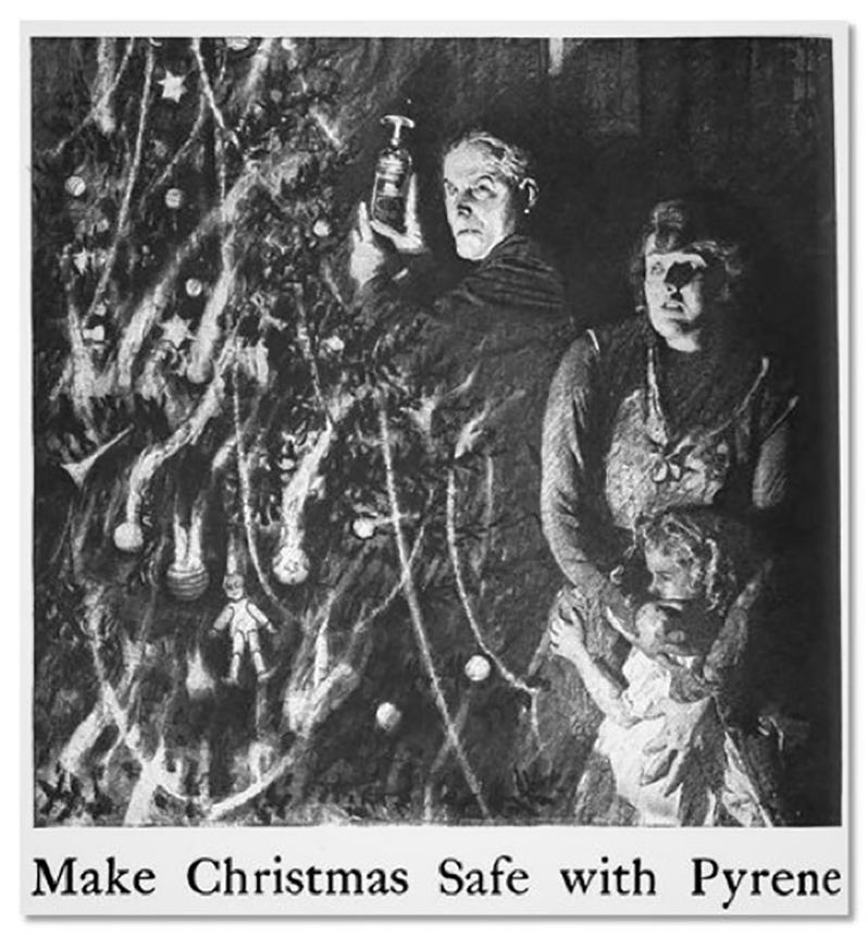 Make Christmas Safe With Pyrene