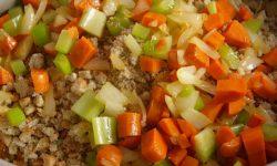 Easy Crock Pot Stuffing