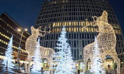 3 tips for making the most of commercial christmas decorations for cities and town