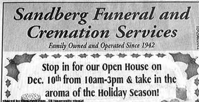 Sandberg Funeral and Cremation Services