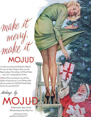 Mojud Stockings