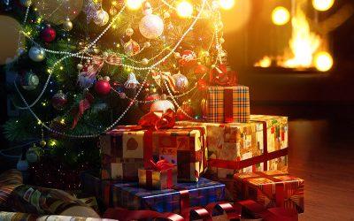 Christmas Presents and Lights