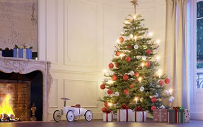 Don't Let Your Holiday Take a Tragic Turn Because of Your Christmas Tree