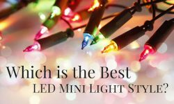 Which Is the Best LED Mini Light Style?