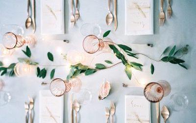 White LED Lights for Your Wedding