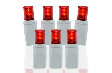 LED Christmas Lights - If One Bulb Goes Out Does the Whole Set Go Out?