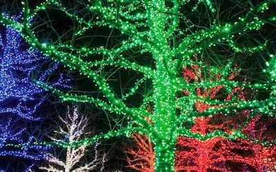 How Are Colors Created in LED Christmas Lights?