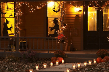 Spooky & Safe Ways to Light the Halloween Night