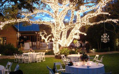 37 Beautiful Wedding Reception Lighting Ideas